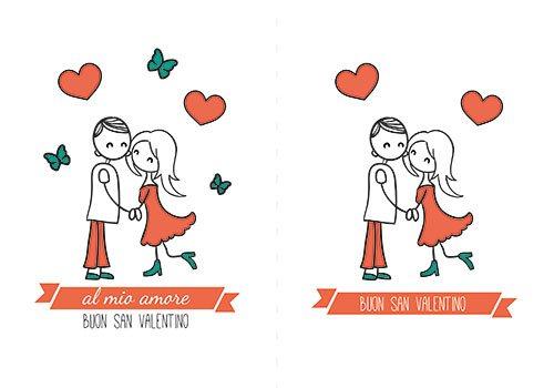 Biglietti Per San Valentino Da Stampare Gratis 8 Simpatiche Idee
