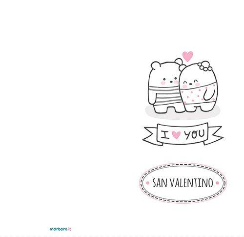 Biglietti per san valentino da stampare gratis 8 - San valentino orso da colorare pagine da colorare ...