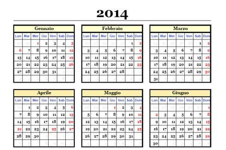 Calendario Anno 2015 Mensile.Calendario 2014 Da Stampare Calendario 2014 Gratis In Pdf