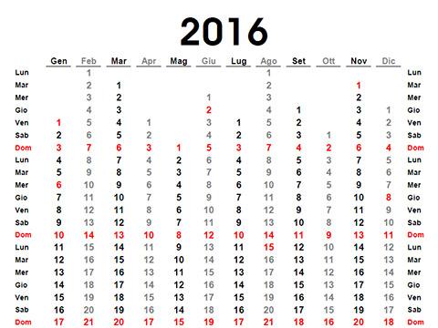 I Calendari 2018 di Creagratis - Consigli Tecnologici e