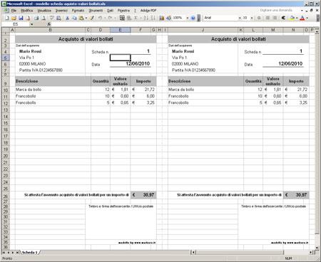 Moduli da stampare e compilare oltre 50 modelli di for Fac simile autocertificazione per detrazione materasso