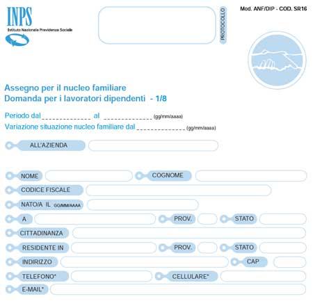assegno è di norma erogato per il periodo compreso tra il 1 luglio