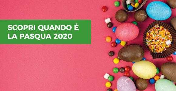 Calendario Pasqua 2020.Quando E La Pasqua 2020 Ecco La Data E Il Calendario Delle