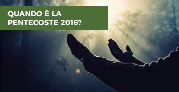 Pentecoste 2016